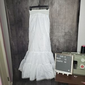 Wedding dress ***SLIP ONLY***